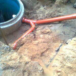 Entwässerung Reinfeld